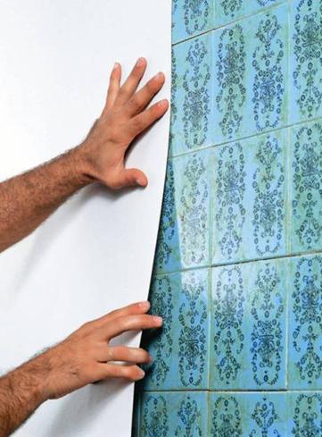 Perplac revestimento decorativos paredes de azulejos - Colocar azulejos sobre azulejos ...